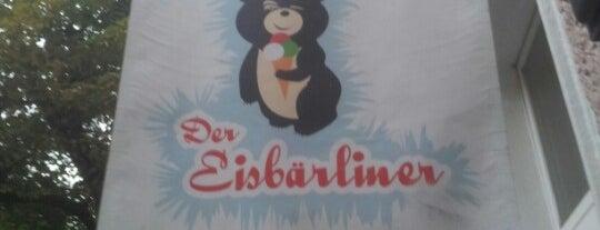 Eisbärliner is one of Berlin.