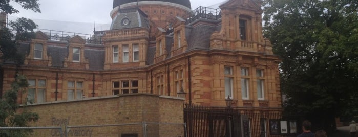 Observatorio de Greenwich is one of London.