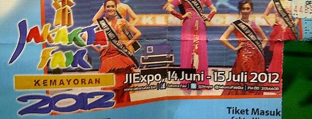 Arena Pekan Raya Jakarta is one of @Jakarta, Indonesia #1.