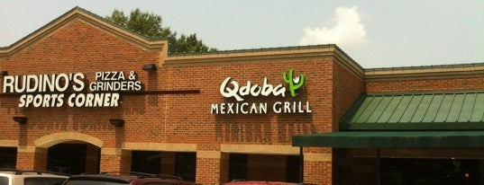 QDOBA Mexican Eats is one of Orte, die Michael gefallen.