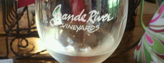 Grande River Vineyards Winery is one of Chad : понравившиеся места.