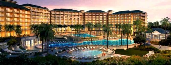 Omni Amelia Island Resort is one of Crystal's.