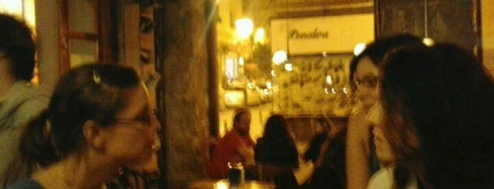 Zombie Bar is one of Cafeterías de Madrid.