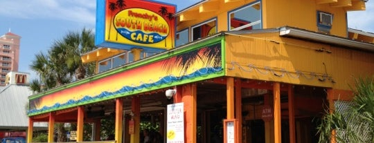 Frenchy's South Beach Cafe is one of Where I have been.