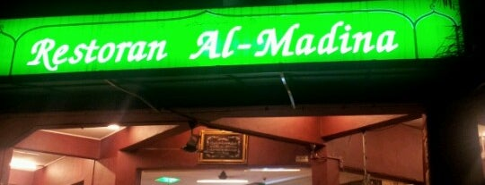 Restoran Al-Madina is one of Eateries in Selangor & KL.