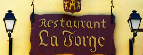 Restaurant La Forge is one of FR2DAY's Guide to Fine Dining on the Riviera.