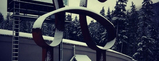Whistler Sliding Centre is one of Sports Arena's.