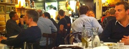 Al Boccon Di'vino is one of Richmond Good Food Guide.
