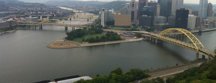 Duquesne Incline is one of Da Burgh.