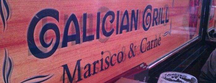 Galician Grill is one of Tempat yang Disukai Carlos.