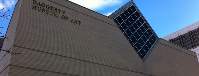 Haggerty Museum of Art is one of Milwaukee's Best Spots!.