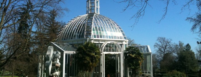 Conservatoire et Jardin Botaniques is one of Your local guide to Geneva.