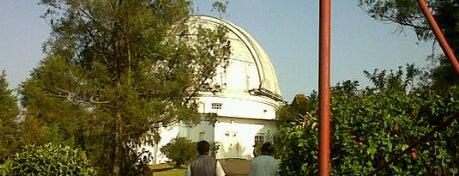 Observatorium Bosscha is one of Bandung Tourism: Parijs Van Java.