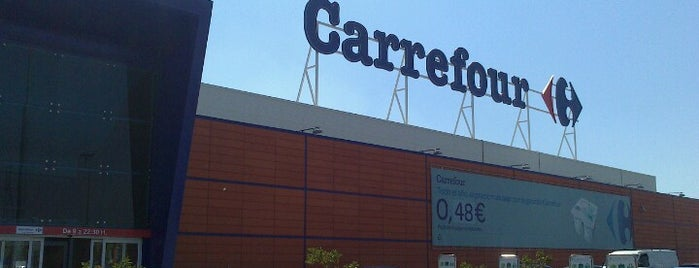 Carrefour is one of Mundo madrileño.