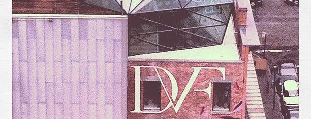 Diane Von Furstenberg is one of Manhattan Favorites.