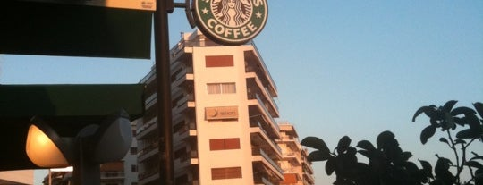 Starbucks is one of Lieux qui ont plu à Tasos.