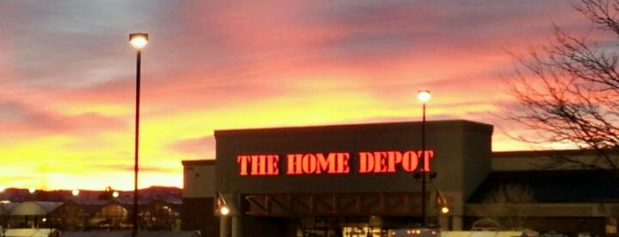 The Home Depot is one of Posti che sono piaciuti a Jill.