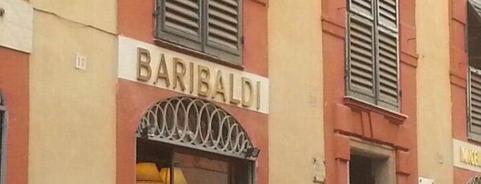 Baribaldi is one of √ Best Cafès & Bars in Genova.
