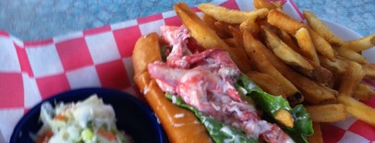 Legal Sea Foods is one of Ultimate Summertime Lobster Rolls.
