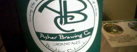 Asher Brewing Company is one of Colorado Breweries.