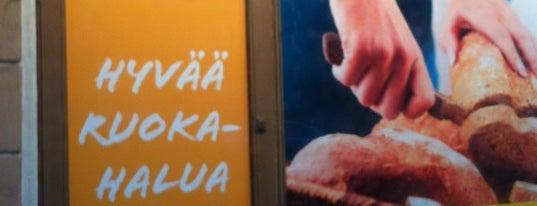 K-market Pietari is one of Clarissa : понравившиеся места.