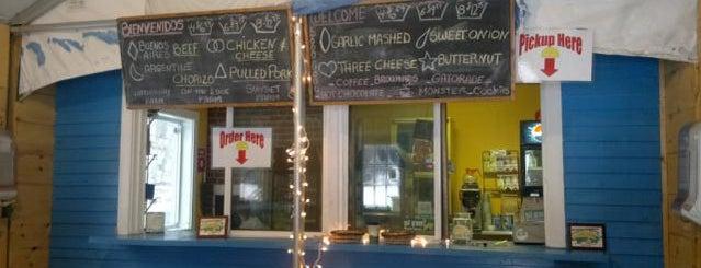 Ana's Empanadas is one of Great spots at Killington.