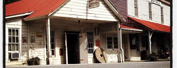 Nora Mills Granary is one of Attractions.