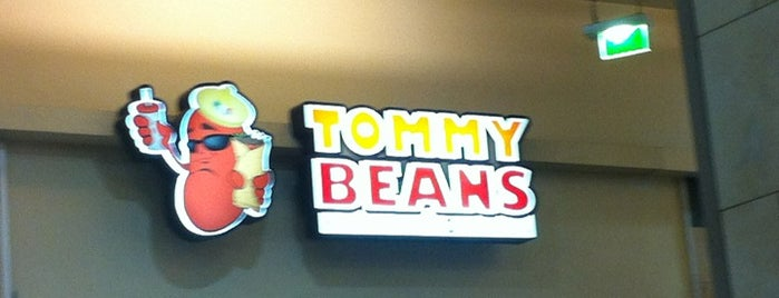 Tommy Beans is one of Felipeさんのお気に入りスポット.