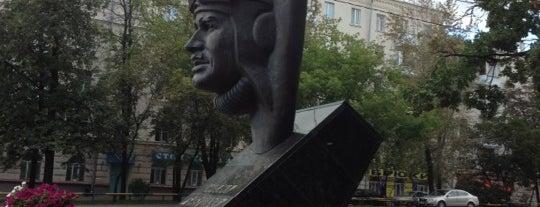 Памятник летчику Бабушкину is one of Svetlana 님이 좋아한 장소.