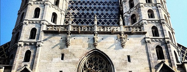 Stephansdom is one of Вена 2020.