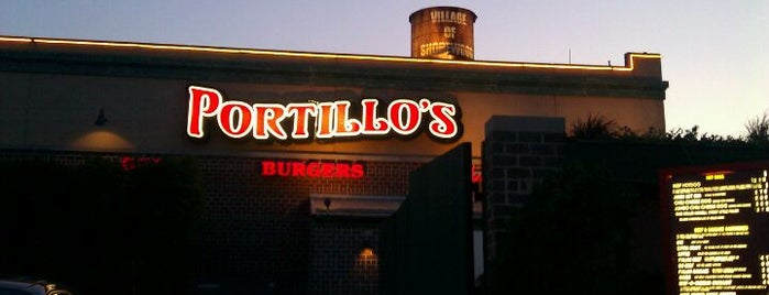 Portillo's is one of Matthew: сохраненные места.