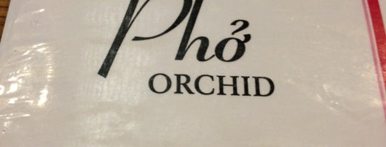 Pho Orchid is one of Toronto.