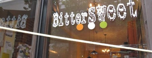 Bittersweet is one of Better Than Starbucks - NYC.