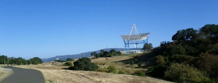 Stanford Dish Trail is one of Running Spots in the Bay Area.