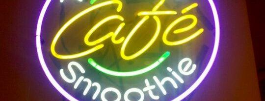 Tropical Smoothie Café is one of Dakota 님이 저장한 장소.