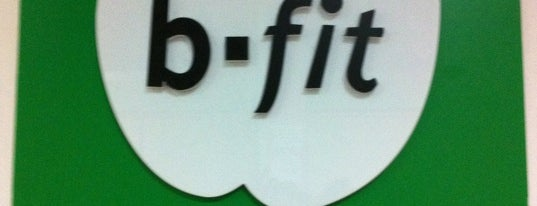 B-fit Şirinyer is one of Orte, die Ayşen gefallen.