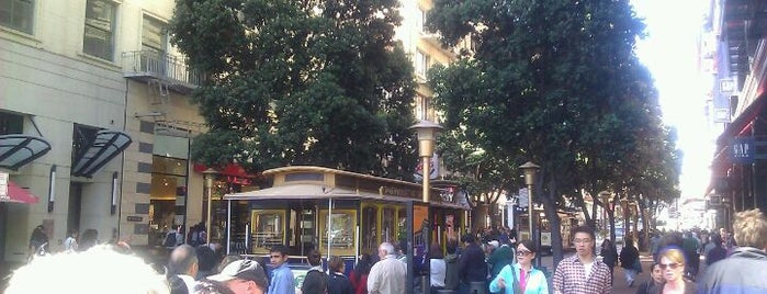 Mason Street Cable Car is one of The Best of San Francisco!.