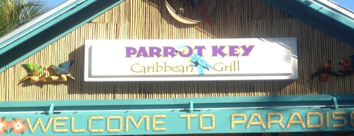 Parrot Key Caribbean Grill is one of Florida.