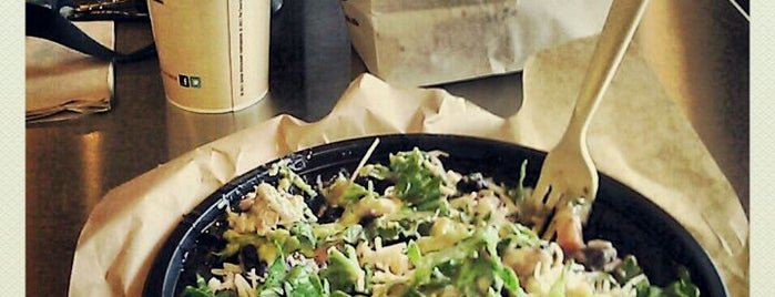 Qdoba Mexican Grill is one of Cinci Work Food.
