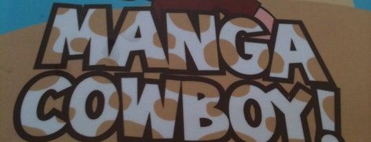Manga Cowboy! is one of Budapest.
