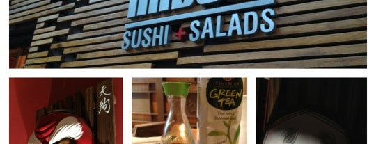 Kabuki Sushi + Salads is one of Lugares para visitar.