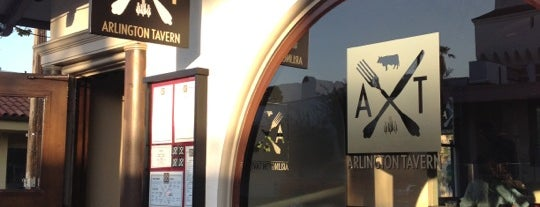 Arlington Tavern is one of I <3 Santa Barbara.
