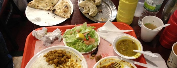 Merit Kabab & Dumpling Palace is one of Where to Eat Indian Food in NYC.