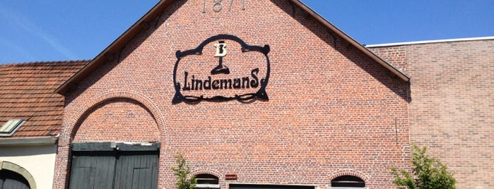 Brouwerij Lindemans is one of Ultimate Brewery List.