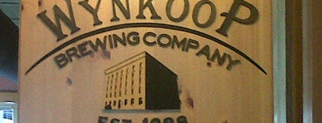 Wynkoop Brewing Co. is one of Best Breweries in the World.