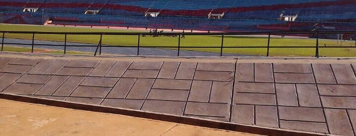 """Estadio Olímpico José Encarnación """"Pachencho"""" Romero is one of Estadios Primera División de Venezuela."""