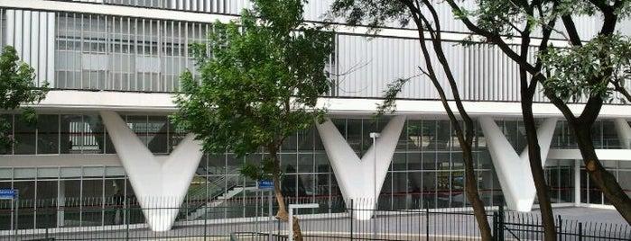 Museu de Arte Contemporânea (MAC-USP) is one of 100+ Programas Imperdíveis em São Paulo.