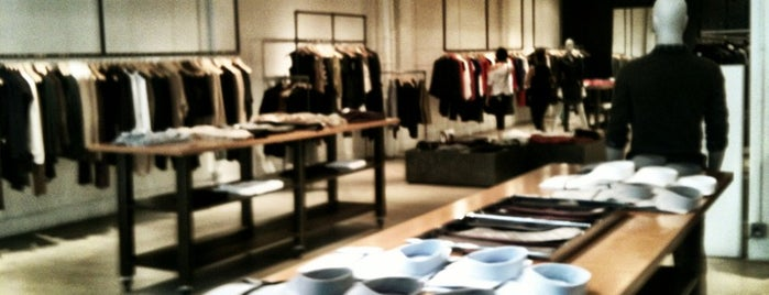 Theory Company Store is one of NYC, yo..
