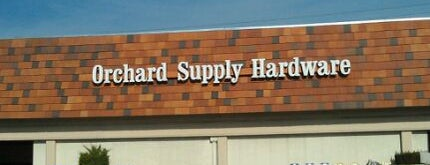 Orchard Supply Hardware is one of Lieux qui ont plu à Jennifer.