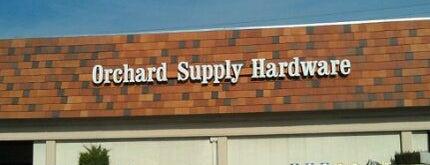 Orchard Supply Hardware is one of สถานที่ที่ Jennifer ถูกใจ.
